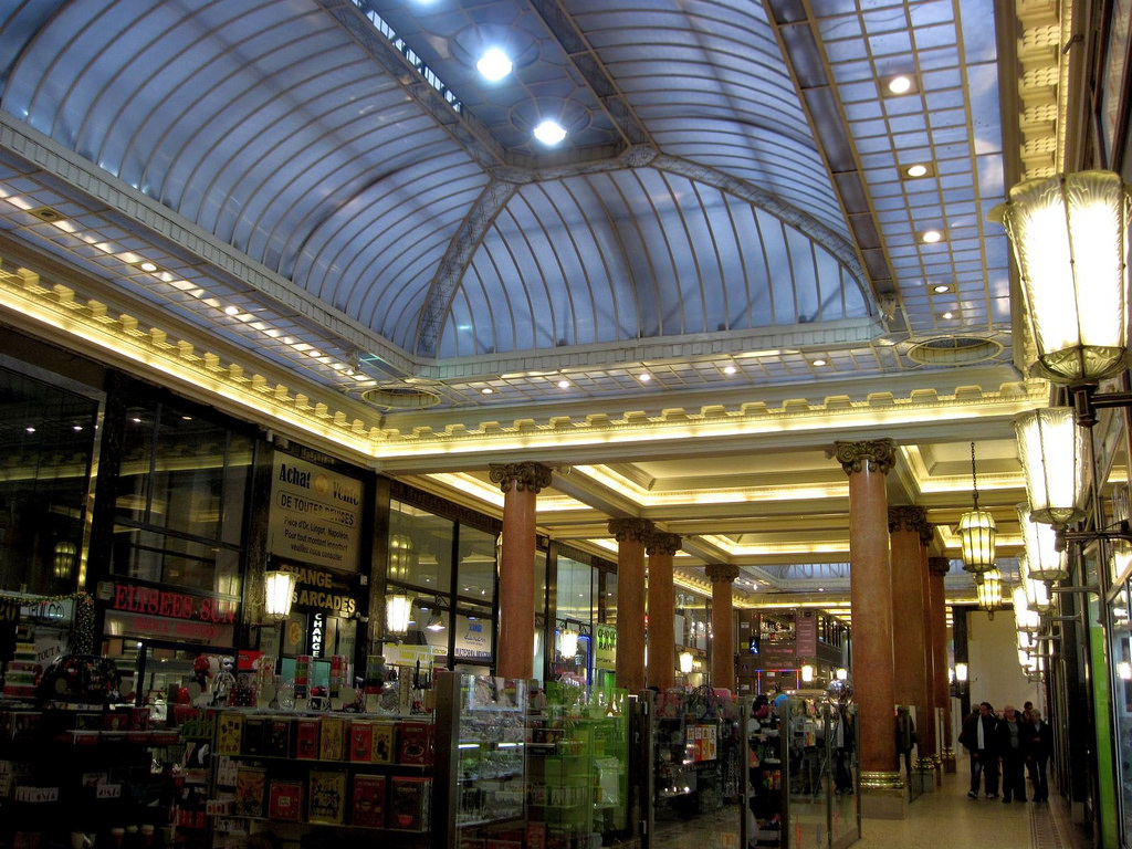 Arcade des Champs-Elysées (Lido)