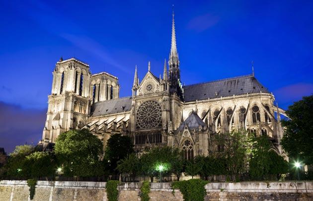 Cathédrale Notre Dame de Paris : visite et horaires