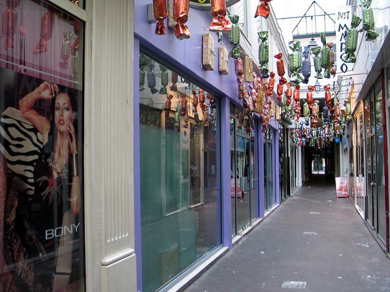 Passage du Ponceau