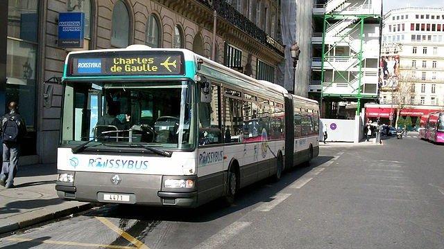 Roissybus : horaires et tarifs