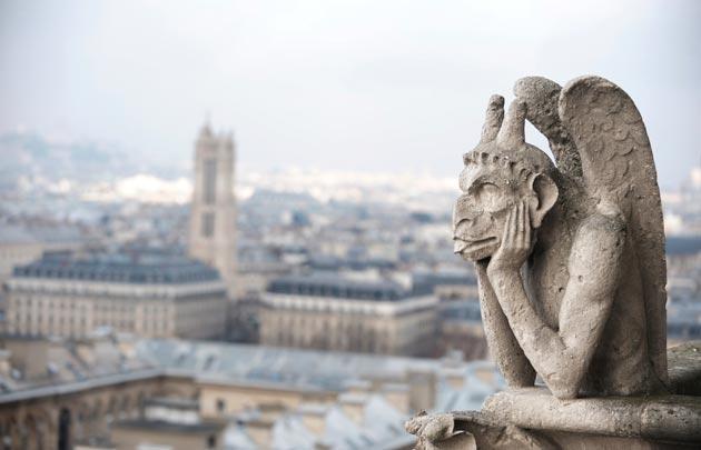 gargouille Notre-Dame de Paris