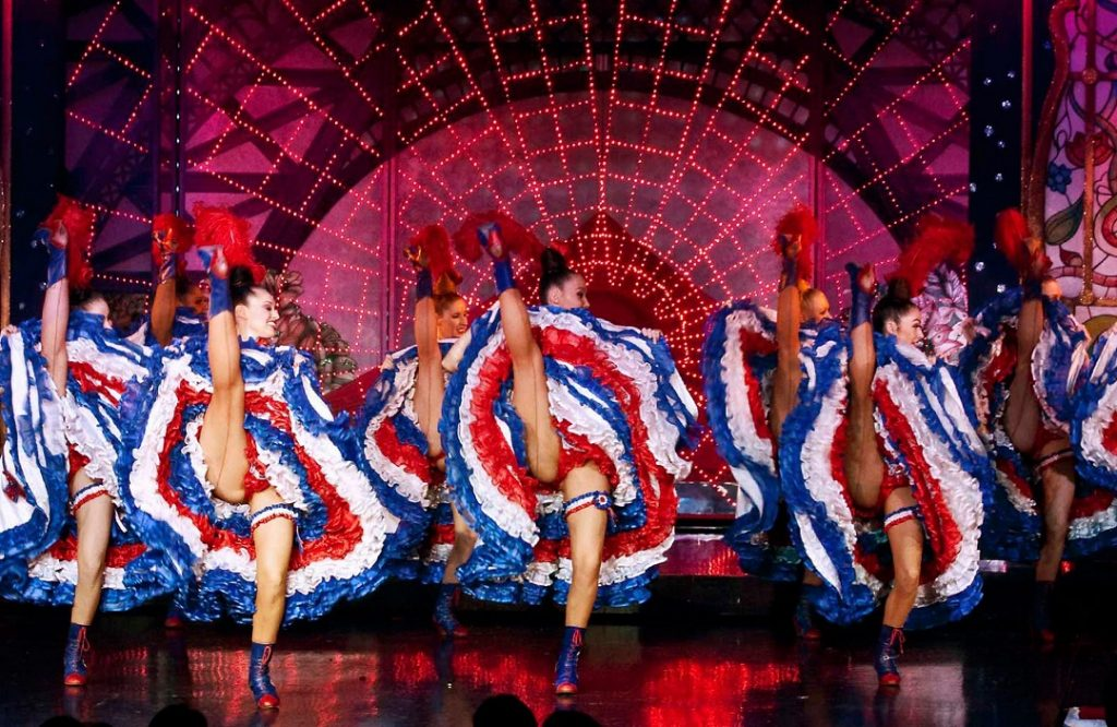 moulin rouge spectacle french cancan