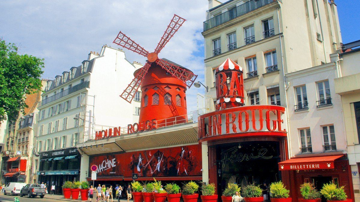 Le Moulin Rouge : le cabaret parisien