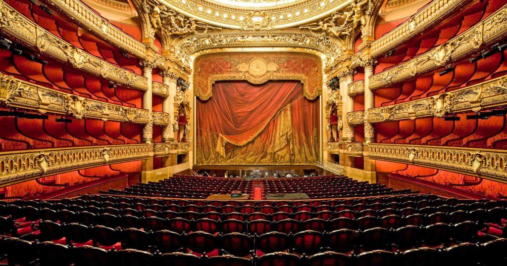 opera garnier theatre