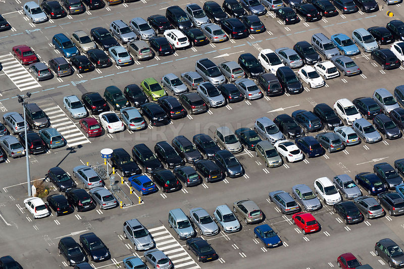 Parking aeroport Roissy Charles de Gaulle
