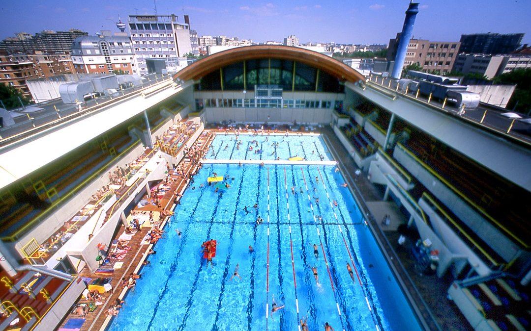 Liste des piscines municipales de Paris