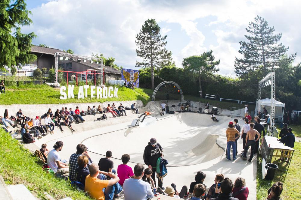 La liste des Skateparks à Paris