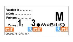 ticket paris mobilis