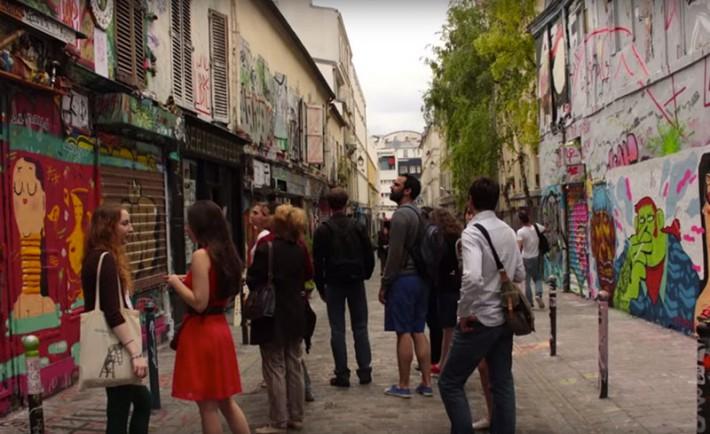 visite paris guide touristique