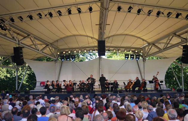Festival Classique au Vert