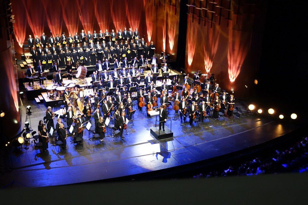 Opéra Bastille concert musique classique