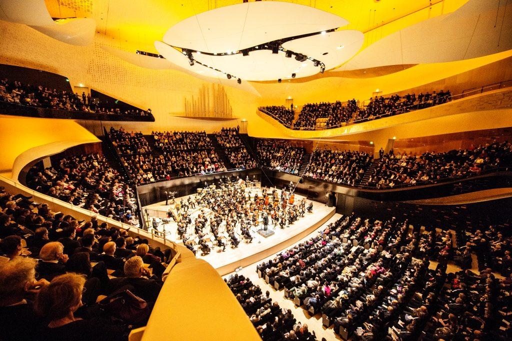 Philharmonie de Paris concert musique classique