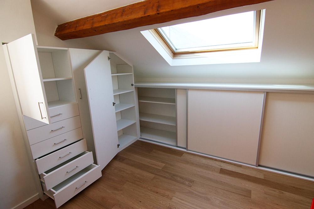 meuble sur mesure appartement