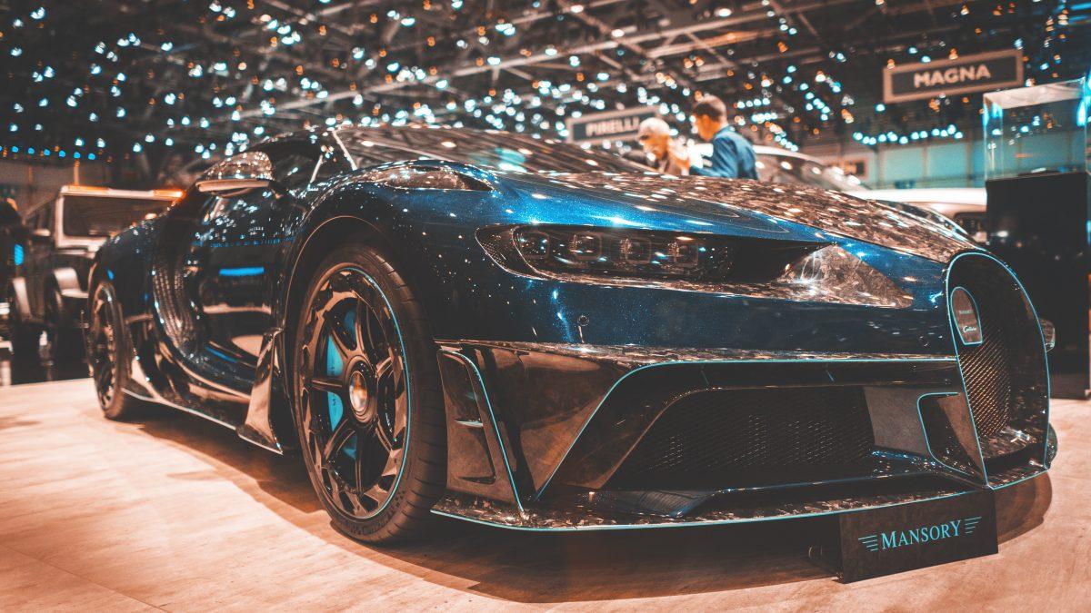 Le mondial de l'Auto à Paris 2020
