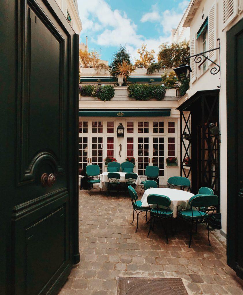 restaurant insolite paris