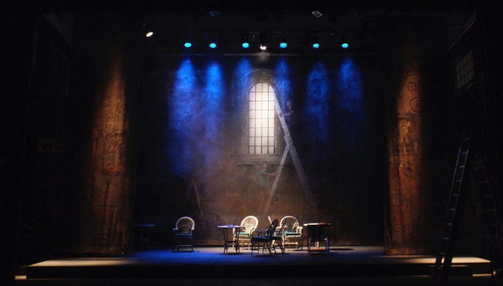 stage de theatre a faire sur paris