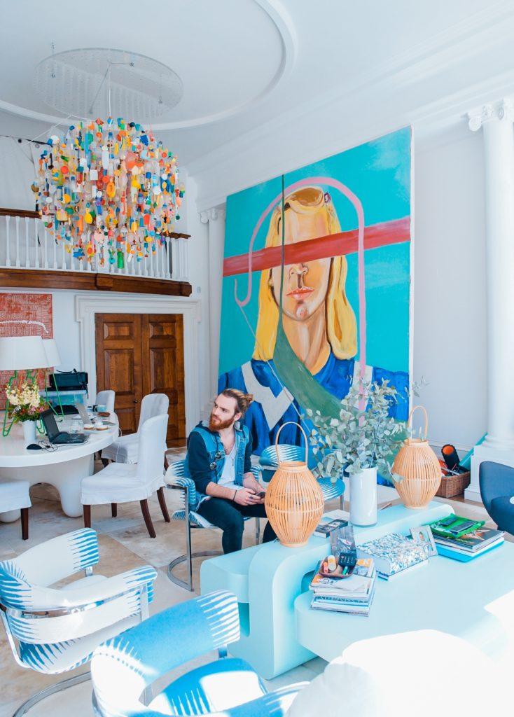 penthouse parisien de luxe