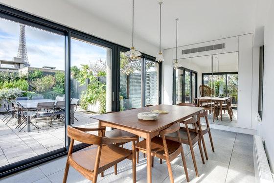 penthouse parisien luxe