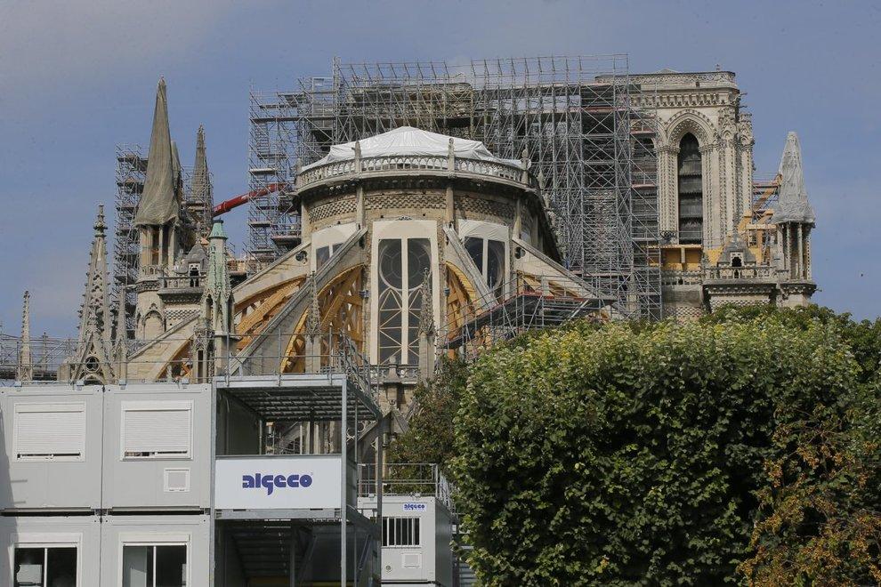 Notre Dame De Paris : 160 enfants soumis au test de dépistage du plomb