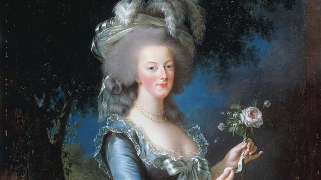 Marie-Antoinette exposition paris