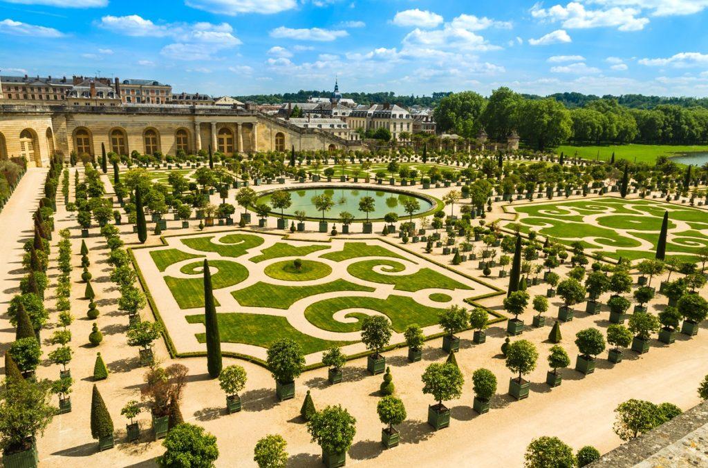 Château de Versailles en famille