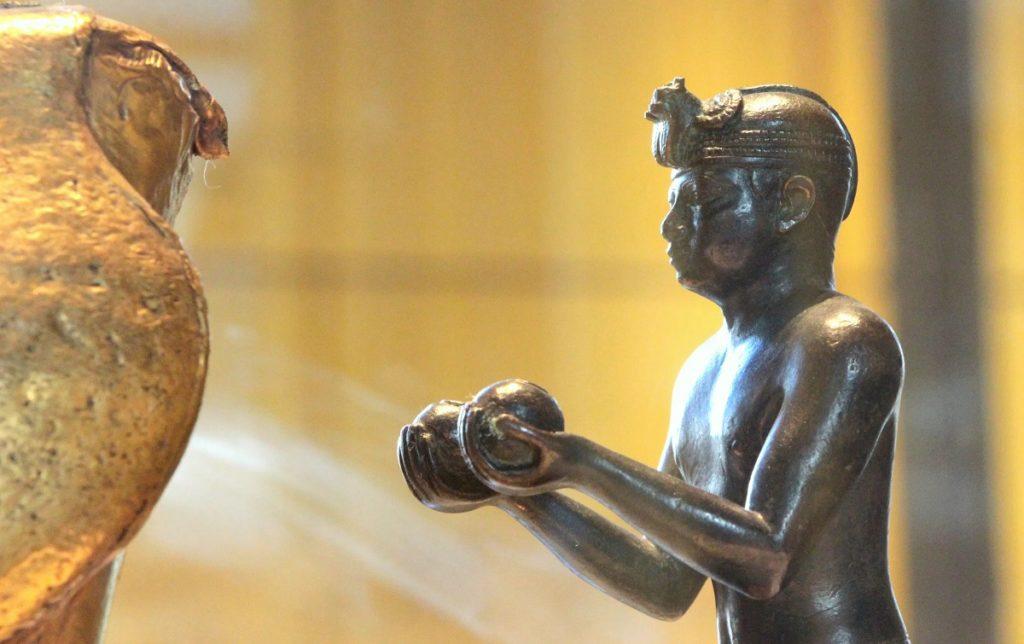 Moi, Taharqa, pharaon des deux terres — Musée du Louvre Paris 2020