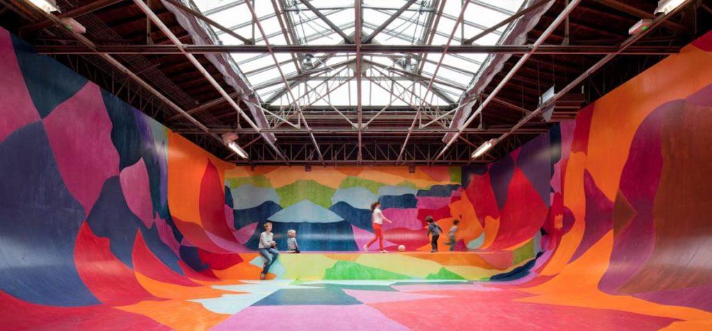 Ulla von Brandenburg Palais de Tokyo PAris 2020