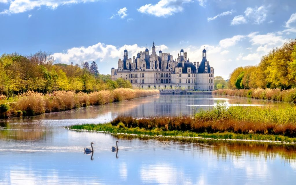 Chambord chateaux de la Loire