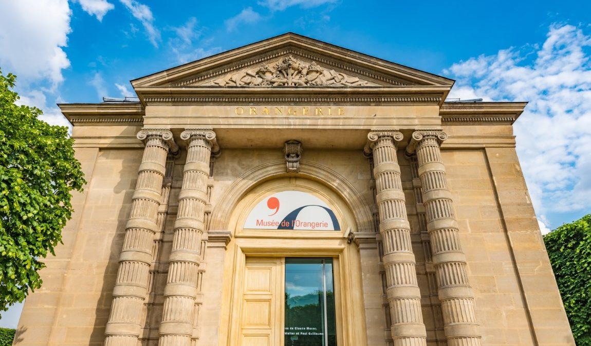 Musée de l'orangerie : visite, horaires, tarifs