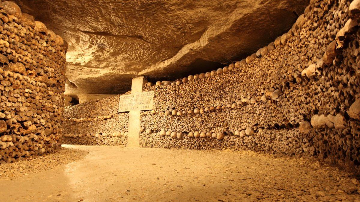 Les catacombes de Paris : visites, horaires et tarifs