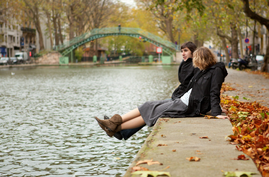 canal saint martin visiter paris en couple