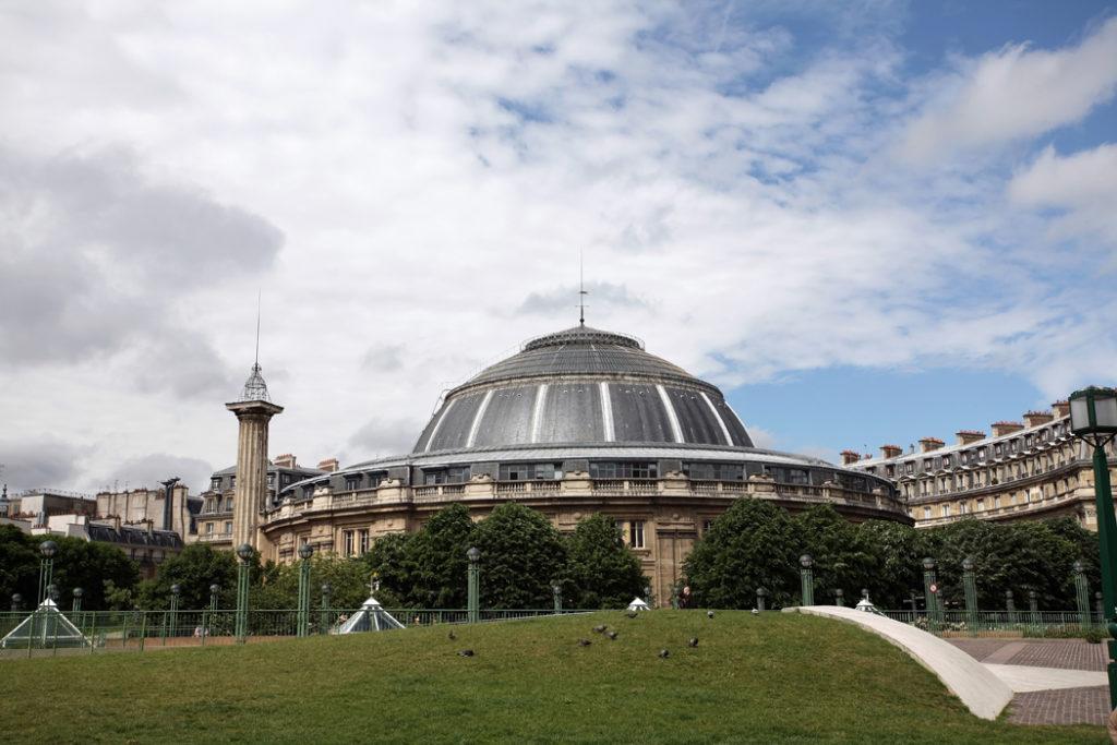 top des quartier à visiter à Paris - Quartier Chatelet les Halles