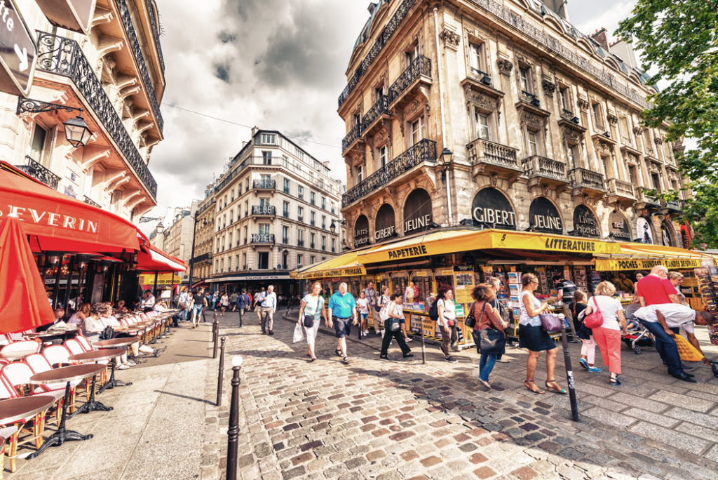 top des quartier à visiter à Paris - Quartier Latin
