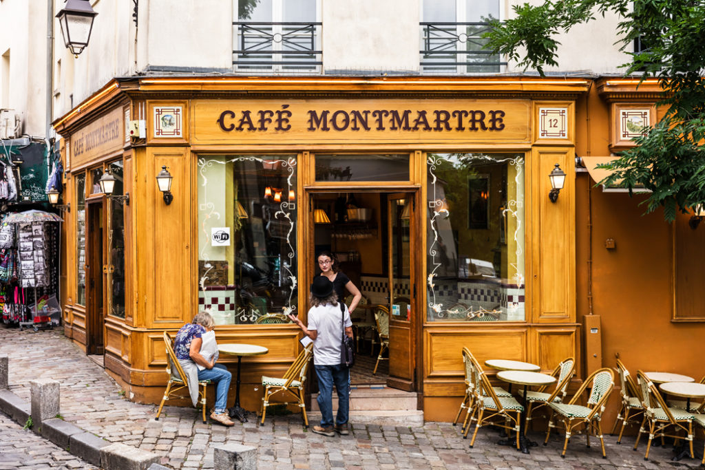 top des quartier à visiter à Paris - Quartier Montmartre (2)