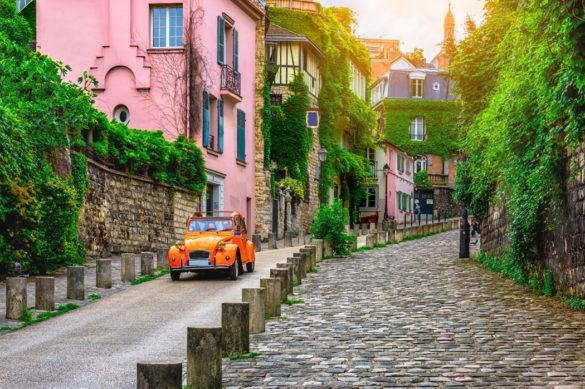 top des quartier à visiter à Paris - Quartier Montmartre