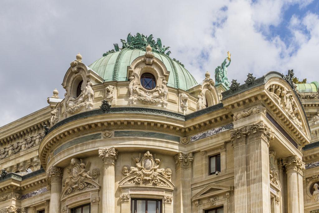 top des quartier à visiter à Paris - Quartier Opéra