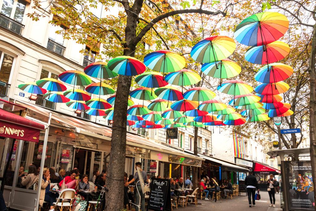 top des quartier à visiter à Paris - Quartier du Marais