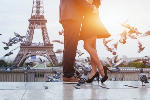 visiter paris en couple