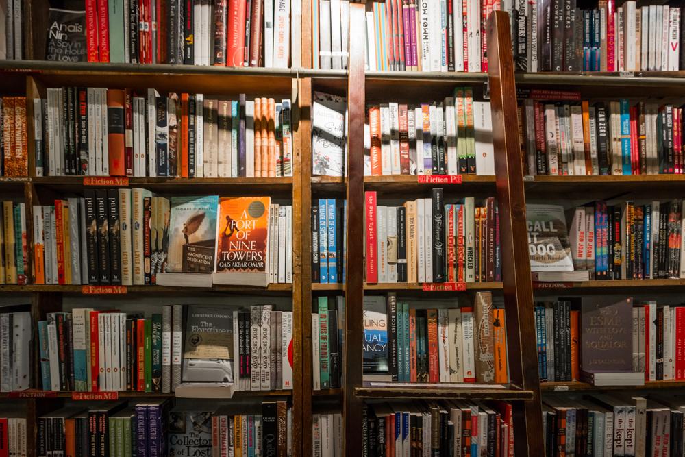 librairie anglaise Paris