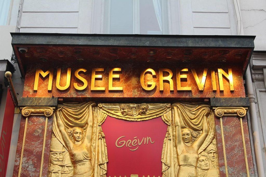 visite famille paris musée grévin