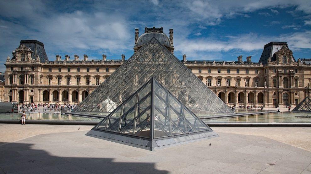 visite musée Louvre en famille