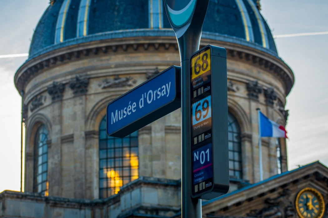 musée paris dimanche