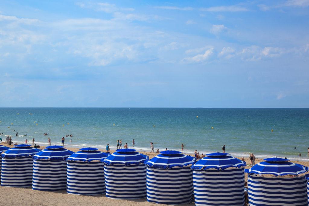 Plus belles plage proches de paris Cabourg