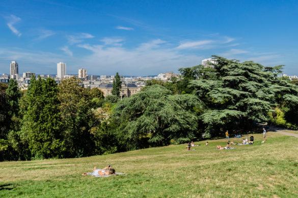 Les plus beaux parcs et espaces de Paris et alentours
