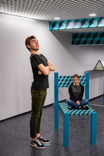 que voir au musée de l illusion