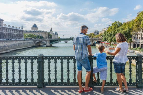 activités en famille paris