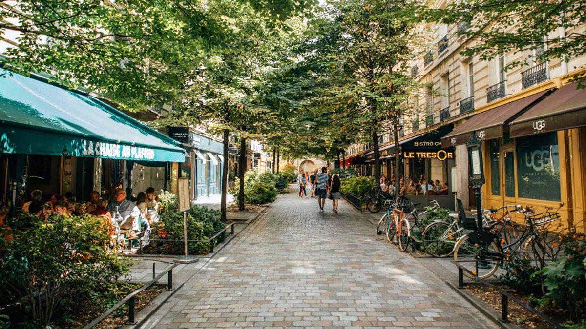 Balades, visites et choses a faire au Marais de Paris