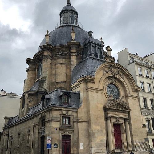 le temple du marais paris