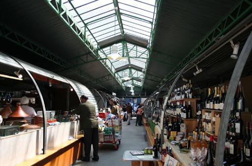marché marais paris