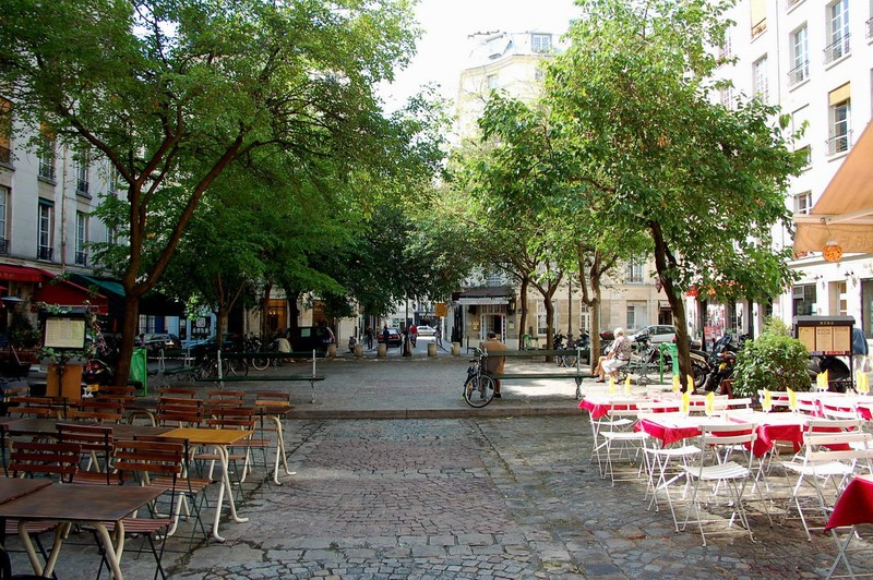 place marché sainte catherine